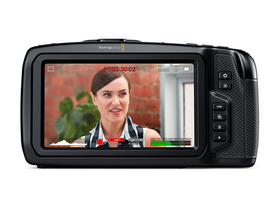 Blackmagic Pocket Cinema Camera 4K后侧