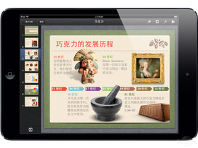 苹果iPad Mini(16G/WiFi版)正视