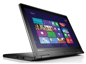联想ThinkPad S1 Yoga 20DLA009CD侧视