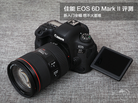佳能EOS 6D Mark II