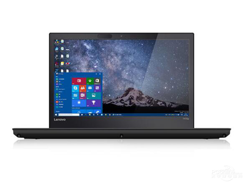 联想ThinkPad T470p(20J6A018CD)图赏