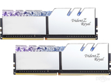 芝奇Trident Z Royal DDR4 3000 16G(8G×2)