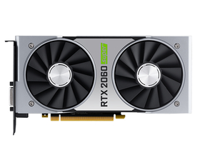 NVIDIA GeForce RTX 2060 SUPER评测