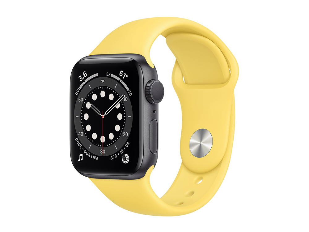 Apple Watch Series 6 GPS版图赏