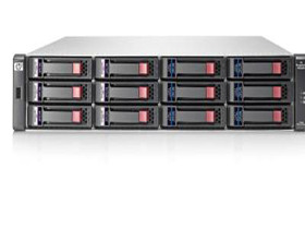 P2000 LFF Modular Smart Array Chassis(AP838A)
