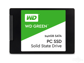 西部数据WD GREEN 240GB SATA3 SSD